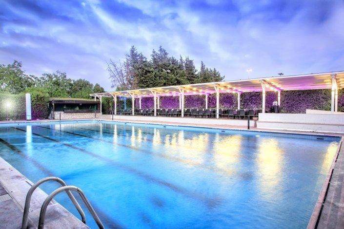 J.T. Cafe' piscina giorno