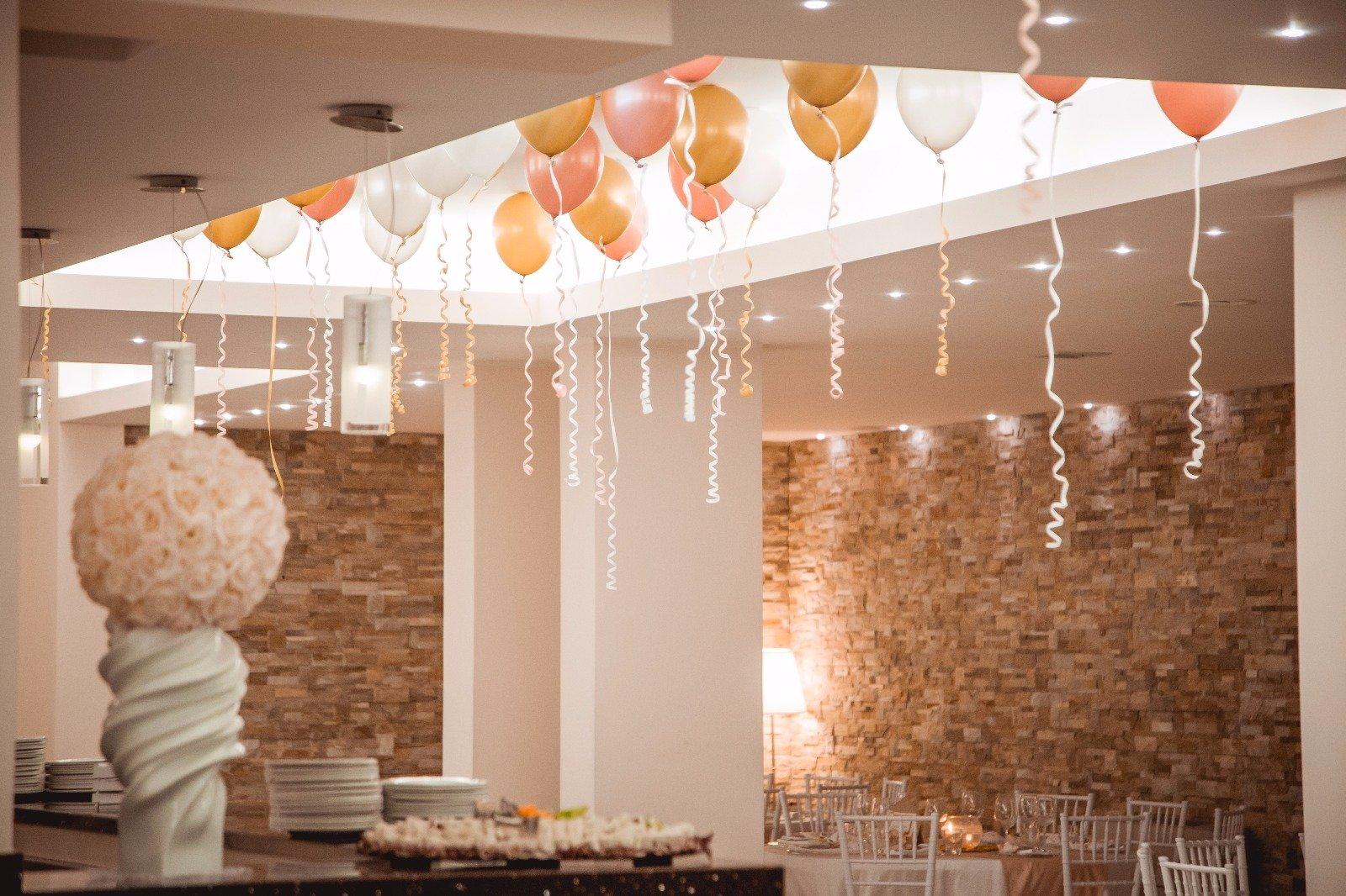 Residenza Agorà allestimenti feste di compleanno 40
