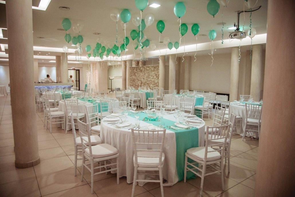 Residenza Agorà sala per feste 40 anni