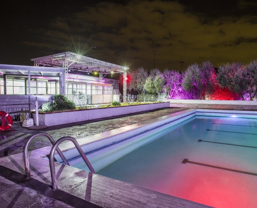 Oasi Eventi piscina