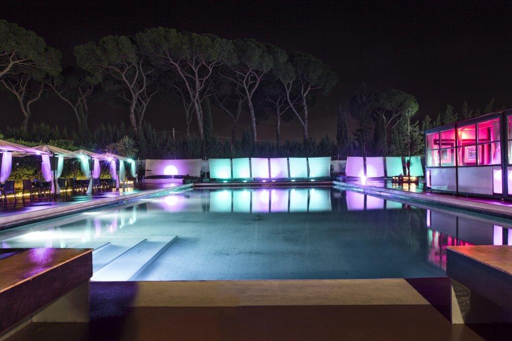 Feste di 40 in piscina Appio Claudio Eventi