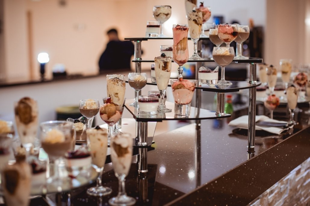 Residenza Agorà buffet compleanno 40 anni